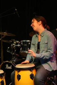 1benedetta percussionista