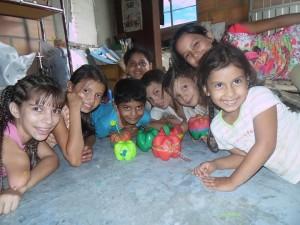 bambini_ colombia