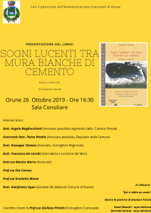 Manifesto presentazione G.Farina
